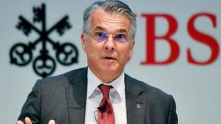 Rückstellungen drücken auf UBS-Gewinn