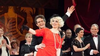 Lenzburger Hauptdarstellerin Andrea Hofstetter 2014 im Interview