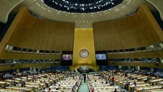 Die UNO demokratisiert sich