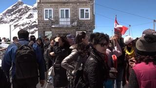 Video «Bergwelt Schweiz: Jungfrauregion – Massentourismus (2/5)» abspielen