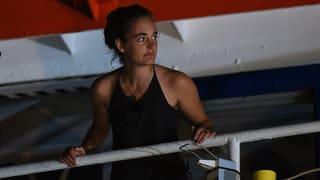 Sea-Watch-Kapitänin Rackete bleibt vorläufig unter Hausarrest