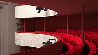 2 Einsprachen gegen die Sanierung des Solothurner Stadttheaters