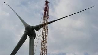 Oberhof: Unterschriftensammlung für Windpark Burg