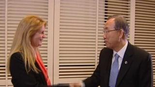 Ban Ki Moon: «Es ist frustrierend»