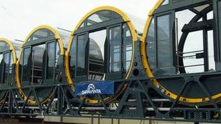 Eine Bergbahn mit «Wursträdli» als Markenzeichen
