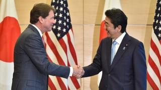 Sustegn vicendaivel USA e Giapun