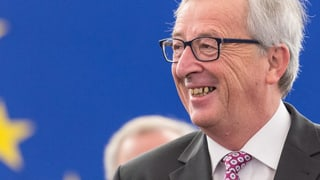 Juncker übersteht Misstrauensantrag