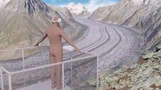 «Expediziun 2 grads» – Realitad virtuala a Zernez