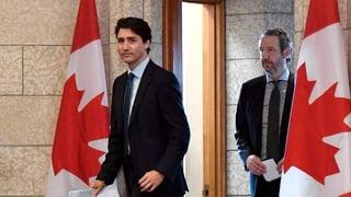 Ärger für Kanadas Premier im Wahljahr