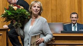 Mit Ursula Haller tritt die Grande Dame der Thuner Politik ab