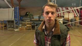 Hereinspaziert! DGST-Gewinner Jason Brügger zeigt sein Elternhaus