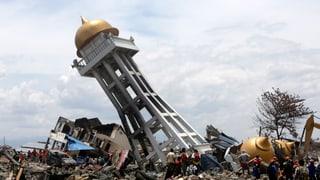 Indonesia: 5'000 persunas anc sparidas