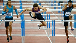 Russische Leichtathleten vorläufig ausgeschlossen