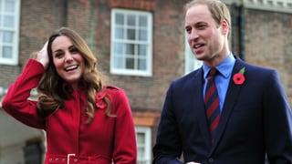 William und Kate überraschen Pendler