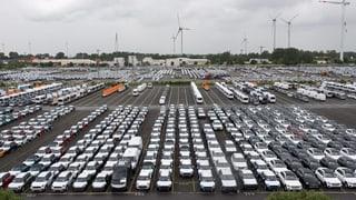EU-Kommission wirft Autobauern illegale Absprachen vor
