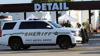 Täter von Baton Rouge suchte sich gezielt Polizisten aus
