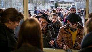 Endlich Solothurner Filmtage ohne Schlangestehen?