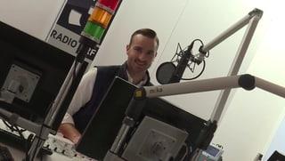 So will Neo-«SRF 3»-Moderator Julian Thorner die Hörer bezirzen
