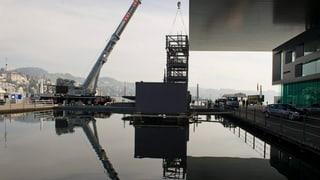 Dachsanierung des KKL Luzern ist abgeschlossen