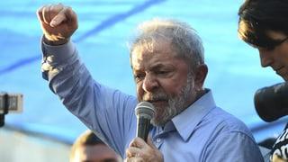 Lula da Silva soll noch länger ins Gefängnis