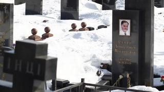 Tod von Anwalt Magnitski bleibt ungesühnt