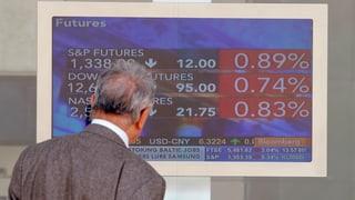 Finanzmärkte verdauen Nein recht gut