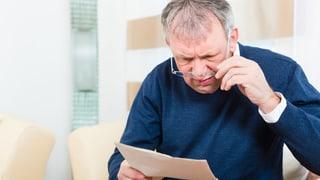 Pensionskasse: Grosse Sorgen und viele Fragen