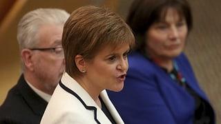 In Schottland soll es ein zweites Unabhängigkeitsreferendum geben