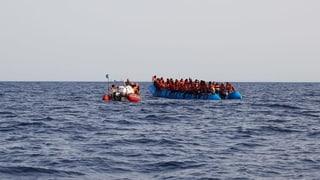 Mehr als 100 Tote bei Bootsunglück im Mittelmeer befürchtet