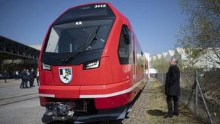 Viafier retica e Stadler Rail han preschentà il «Capricorn»
