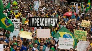 Korruptionsskandal erschüttert Brasilien