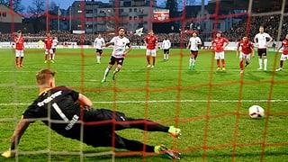 Cup svizzer: FCB e Sion en il final