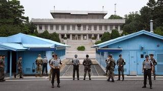 Jedes Gespräch zwischen den beiden Korea gilt als Erfolg