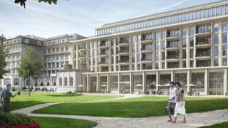 Hotel am Kurpark in Engelberg kann gebaut werden