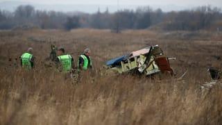 Bergung der Wrackteile von MH17 beginnt
