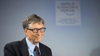 Bill Gates ist wieder der Reichste