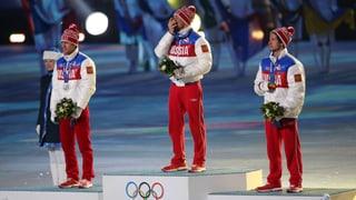 Russische Langläufer verlieren weitere Olympia-Medaillen