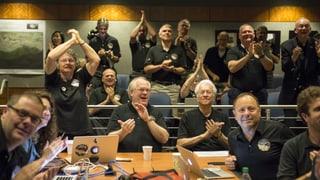 Hallo Pluto! «New Horizons» am Ziel