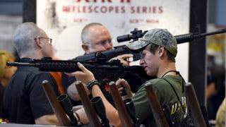 Trotz San Bernardino: Verschärfung des Waffengesetzes abgeblitzt