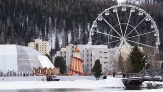 Uffants da San Murezzan pon ir al «Winter-Wonderland»