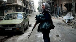 Die wichtigsten Gruppen der syrischen Opposition