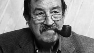 Politik und Paukenschläge: Günter Grass fehlte es nie an Worten