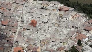 Als eine ganze Stadt zusammenstürzte