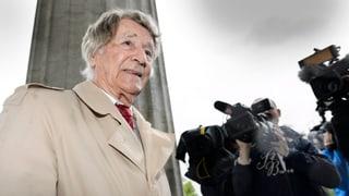 Lavaux-Initiative: «Jetzt geht Franz Weber zu weit»