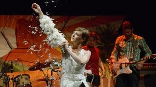 Theaterspektakel als Herausforderung für Zürcher Theatertruppen
