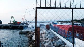 «Das Flüchtlingscamp in der Türkei liegt noch völlig brach»