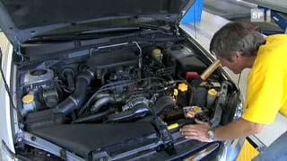 Autohandel: Gemeine Geschäfte eines Garagisten