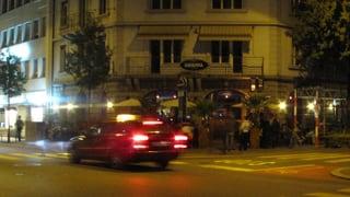 Luzern: Diskussion um herumfahrende Taxis