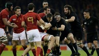 So deklassierten die «All Blacks» Frankreich
