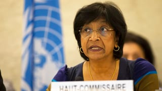 Syrien Thema bei der UNO in Genf